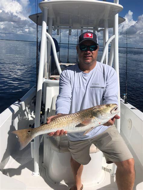 fishing destin florida inshore bay charters gulf guides report