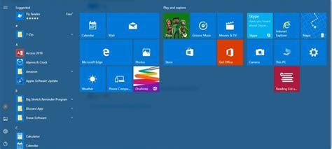 How To Change Windows 10 Start To Full Screen