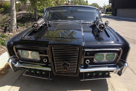 the car green hornet movie car on ebay mopar blog