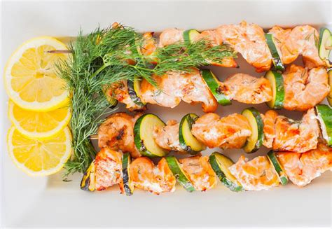 recette cuisine weight watcher brochettes de poisson à l 39 aneth weight watchers recette