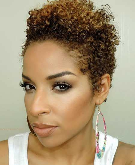 dry curl hairstyles  black women   asher heaney