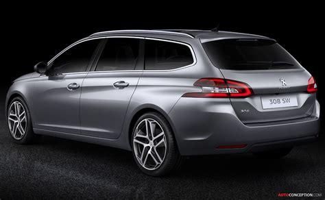 New Peugeot 308 Sw Estate Unveiled