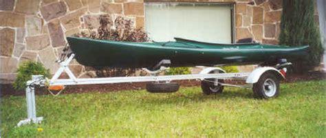 Boat Trailer Tire Bounce by Kayak Trailer Castlecraft Single Canoe Trailer