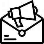 Icon Marketing Email Svg Onlinewebfonts