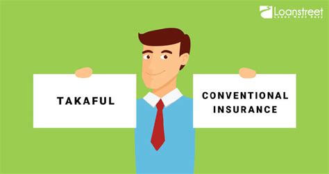 takaful compare  conventional insurance