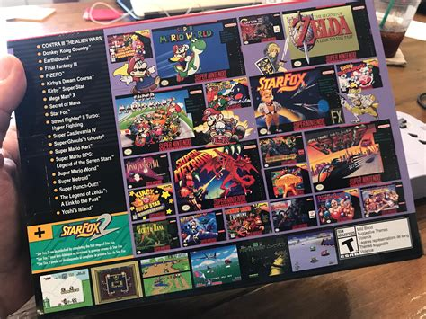 We Held Nintendos Super Nes Classic And Have Some