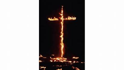 Cross Burning Klan Ku Klux Kkk Transparent