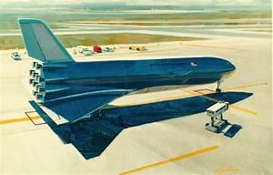 Space Shuttle Concept Art   Simotron