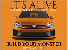 ECS News Build Your Monster VW MK7 GTI