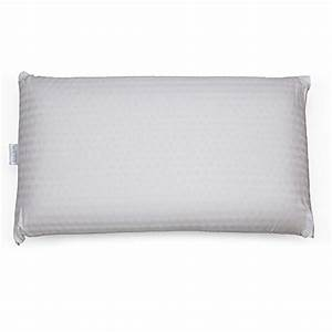 sleep plush soft density latex foam pillow standard queen With dense foam pillow