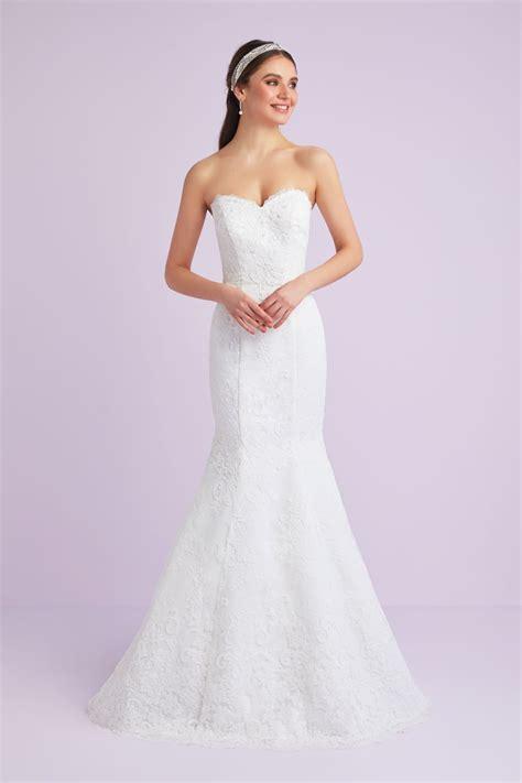 strapless mermaid wedding dress 4xlwpd24195