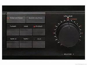 Yamaha C-80 - Manual - Stereo Control Amplifier