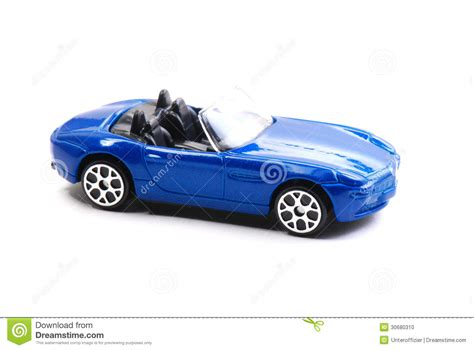 car toy blue blue toy car stock photo image 30680310