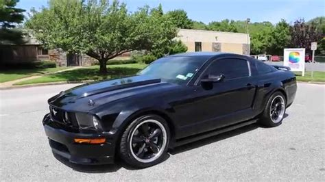 2007 Ford Mustang Gt/sc Supercharged For Sale~5