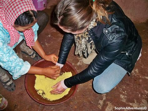 apprendre a cuisiner marocain humanitarian in morocco within a near ouarzazate