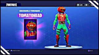 tomato head skin   fortnite