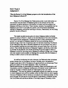 Essay On Terrorism In English Essays On Homer The Iliad College English Essay Topics also Health Care Essay Topics Essays On The Iliad A Good Thesis Example Books On The Iliad Corel  Research Proposal Essay Example