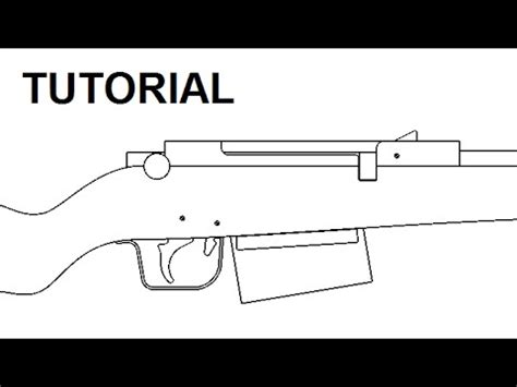 rubber band gun template bolt rubber band gun 5 plans and free tutorial