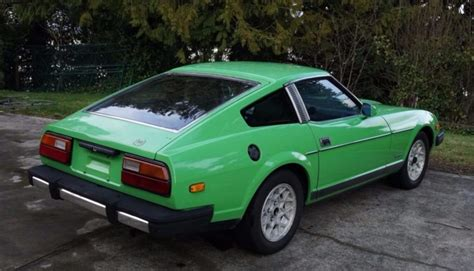 1979 Datsun 280zx For Sale by No Reserve 1979 Datsun 280zx For Sale On Bat Auctions