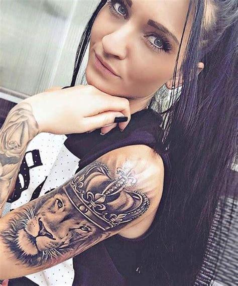 tatouage pour le bras femme idees de tatouages  piercings
