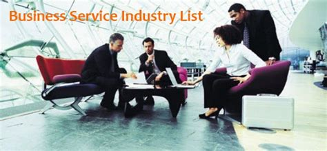 business service industry email mailing list  usa
