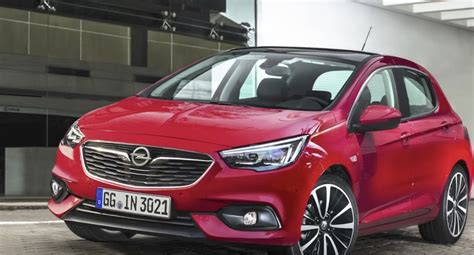 2019 Opel Corsa by 2019 Opel Corsa F To Get Psa Engines Gm Authority