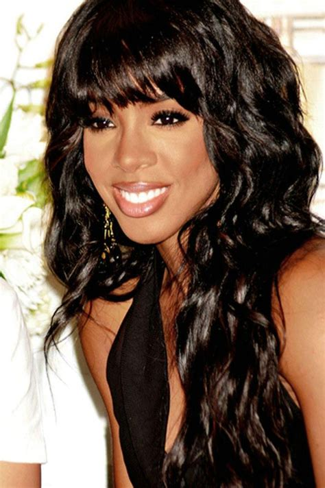 Black Hairstyles Bangs by Black Hairstyles With Bangs Hairstyle For