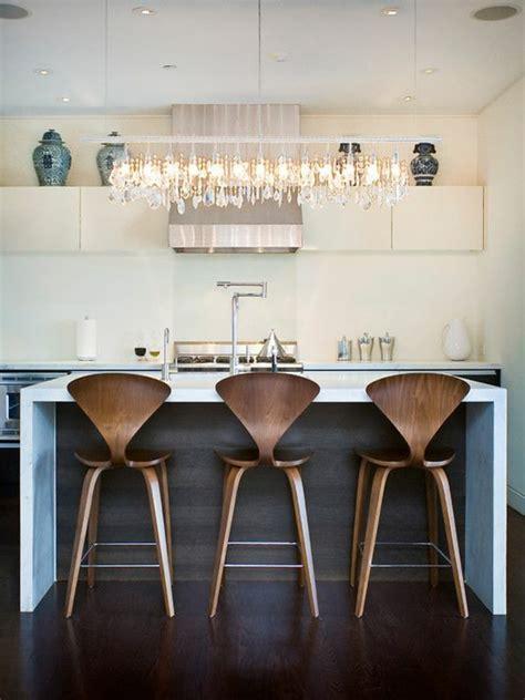 chaises de cuisine en bois les chaises hautes de bar pour votre intérieur moderne