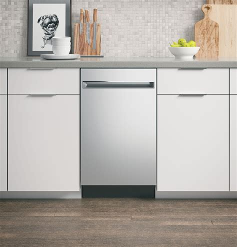 pdtsslss ge profile  dishwasher  db  height stainless steel