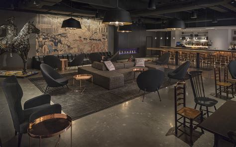 The Revamped Revere Hotel Is Bold, Sleek, And Steeped In