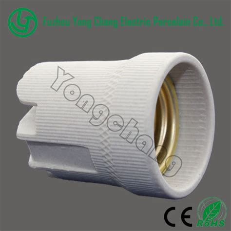 e27 socket l holders porcelain bulb holders low price