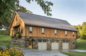 Post and Beam Barn Home Kits