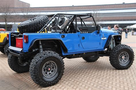 racing jeep wrangler jeep wrangler blue crush photo gallery autoblog