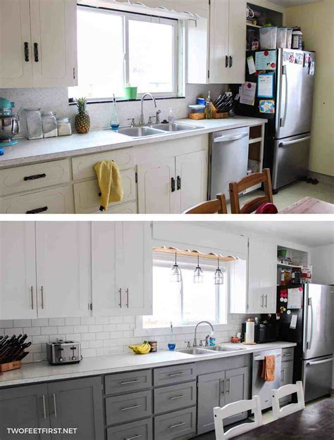 Permalink to How To Update Kitchen Cabinets For Cheap