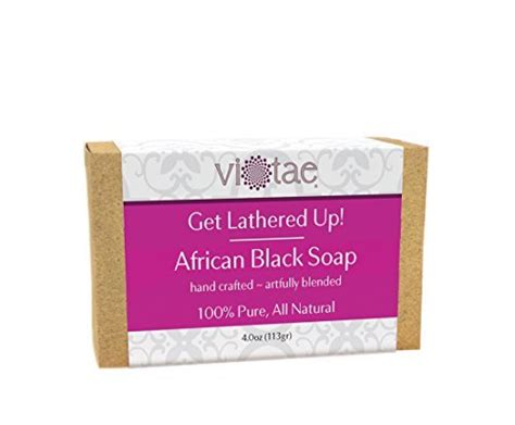 Vi-tae 100% Natural Handmade 'get Lathered Up' African