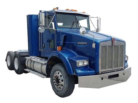 kenworth truck cab 2005 kenworth t800 day cab truck for sale 1 034 100 miles