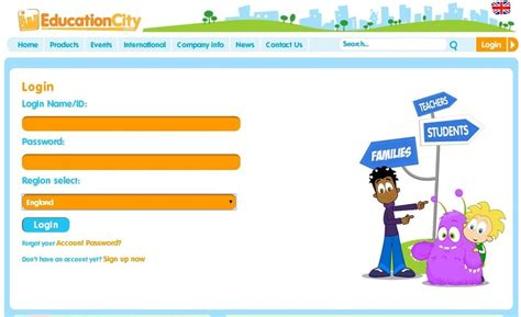Login To Education City