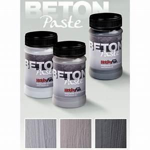 Beton Effekt Paste : betonpaste in 3 graut nen 100ml bastelbedarf ~ Eleganceandgraceweddings.com Haus und Dekorationen