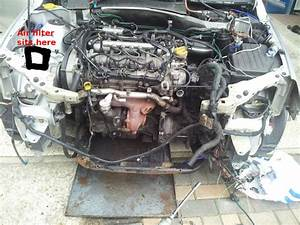 Opel  Vauxhall Vectra C 1 9 Cdti  Z19dth  Engine Overview