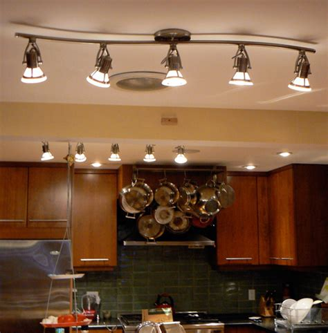 led kitchen lights the best designs of kitchen lighting pouted 6920