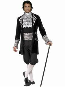 Baroque Vampire Lord Costume - Carnival Store Prague