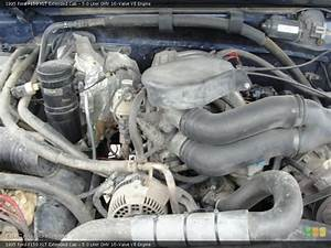 1995 Ford F 150 Engine 50 L V8