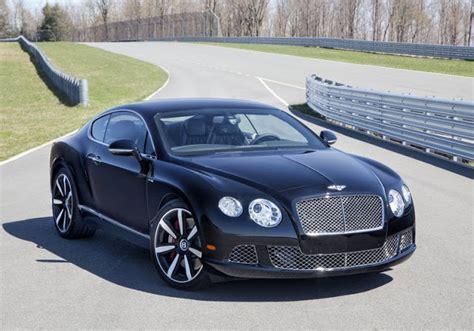 Bentley Continental Gt W12 Le Mans Edition (2014)