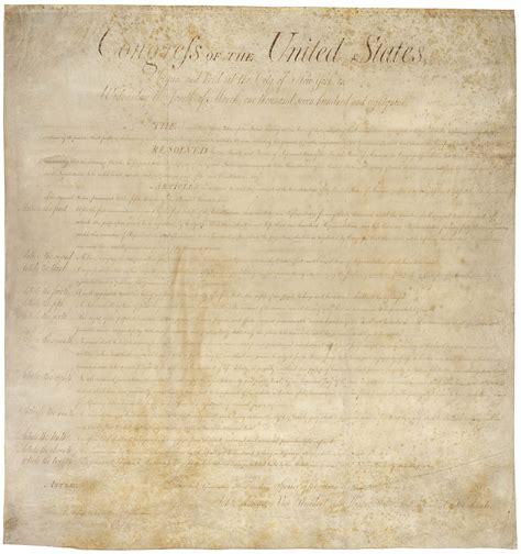 Filebill Of Rights Pg1of1 Acjpg Wikipedia