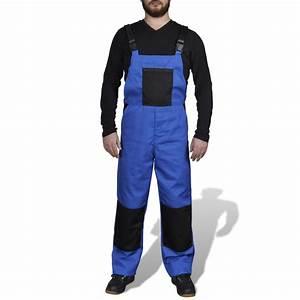 Solde Vetement De Travail : la boutique en ligne salopette de travail homme bleu 44 46 ~ Edinachiropracticcenter.com Idées de Décoration