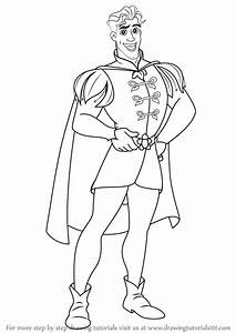 Learn How to Draw Prince Naveen from The Princess and the ...