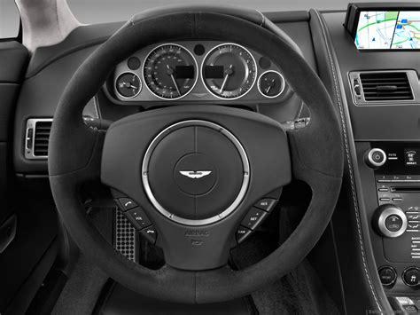 aston martin steering image 2011 aston martin v12 vantage 2 door coupe