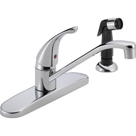 Delta Wall Mount Kitchen Faucet Model 200