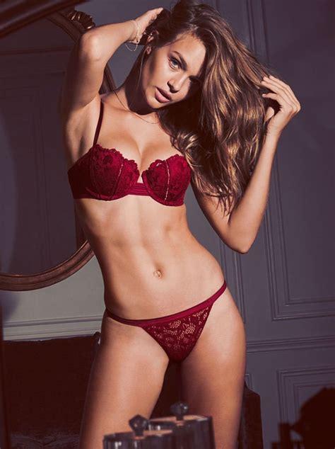 Josephine Skriver Sizzles in Hot Victoria's Secret
