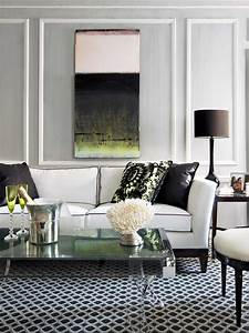 sophisticated, black, and, white, living, room, mixes, hollywood, glam, , 47965